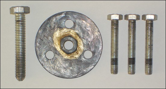Magneto Rotor Extractor Parts